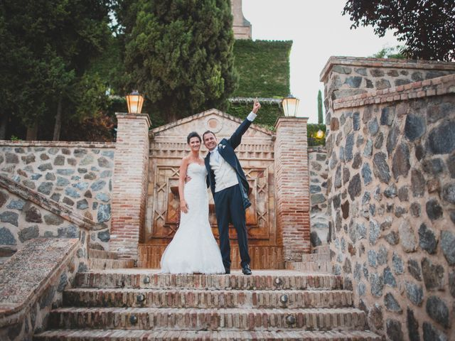 La boda de Roberto y Holly en Toledo, Toledo 345