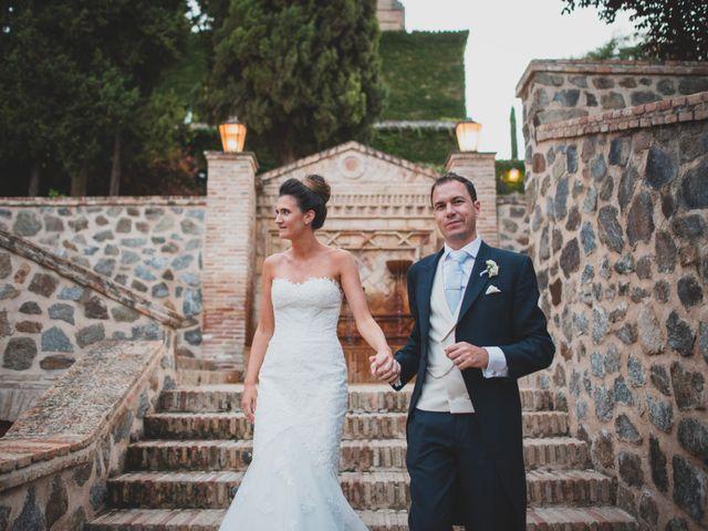 La boda de Roberto y Holly en Toledo, Toledo 346
