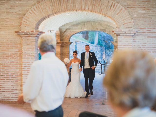 La boda de Roberto y Holly en Toledo, Toledo 347