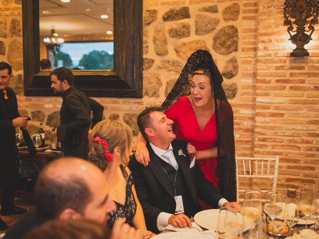 La boda de Roberto y Holly en Toledo, Toledo 355