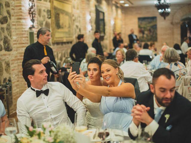 La boda de Roberto y Holly en Toledo, Toledo 356