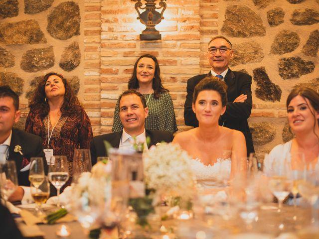 La boda de Roberto y Holly en Toledo, Toledo 363