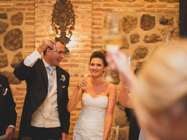 La boda de Roberto y Holly en Toledo, Toledo 366