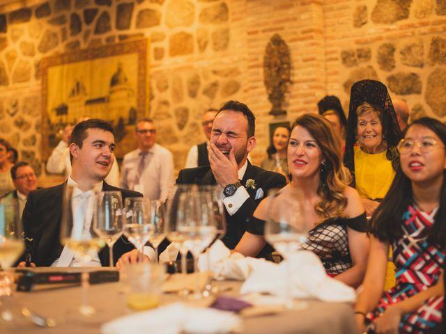 La boda de Roberto y Holly en Toledo, Toledo 369