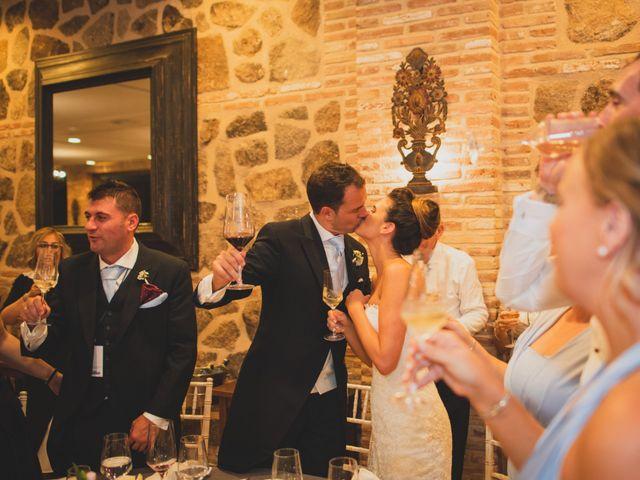 La boda de Roberto y Holly en Toledo, Toledo 372