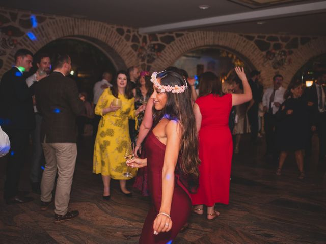 La boda de Roberto y Holly en Toledo, Toledo 430