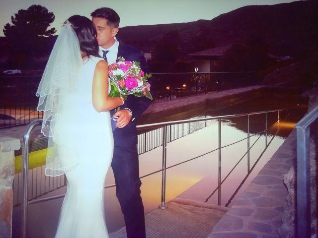 La boda de Víctor  y Sandra  en La Malahá, Granada 2