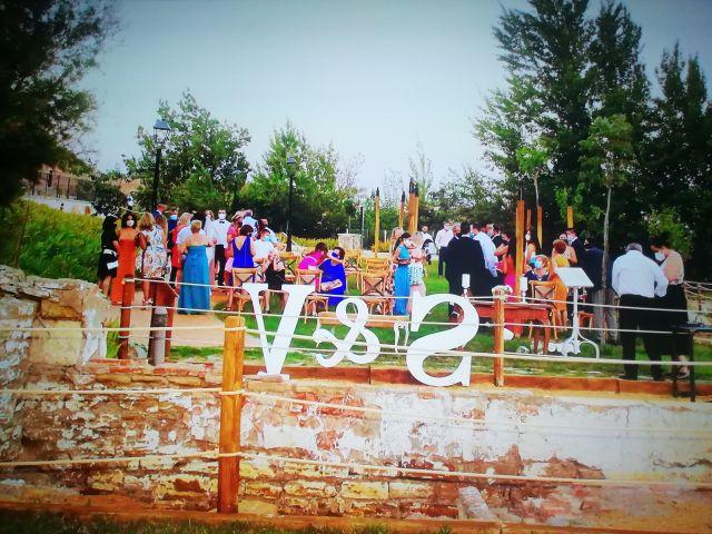 La boda de Víctor  y Sandra  en La Malahá, Granada 3