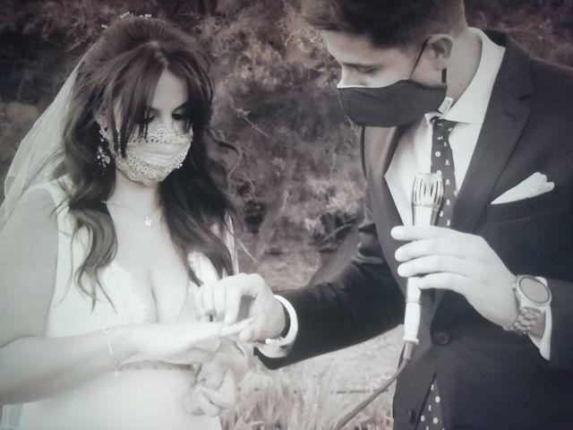 La boda de Víctor  y Sandra  en La Malahá, Granada 5