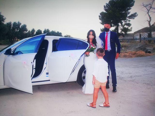 La boda de Víctor  y Sandra  en La Malahá, Granada 7