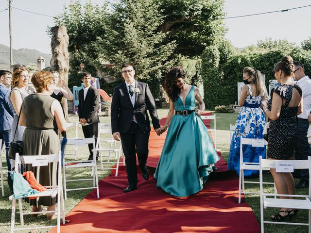 La boda de Gabriela y Oriol en Vimbodi, Tarragona 34
