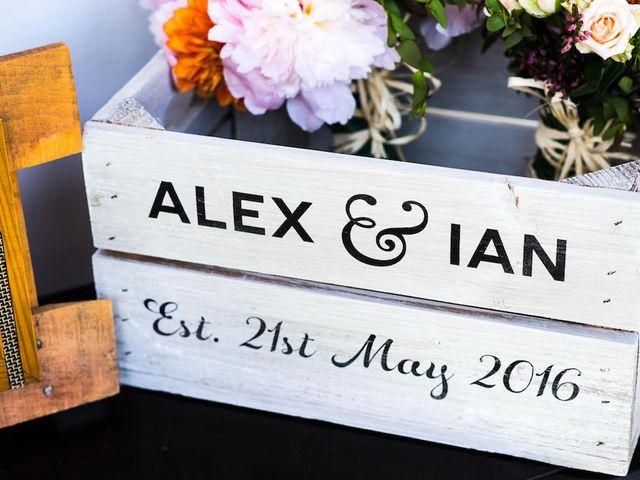 La boda de Ian y Alex en La Joya Nogales, Málaga 1