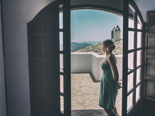 La boda de Ian y Alex en La Joya Nogales, Málaga 15