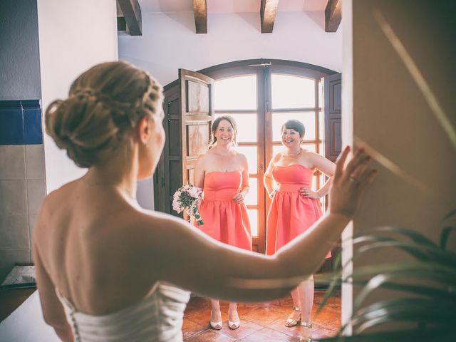 La boda de Ian y Alex en La Joya Nogales, Málaga 22