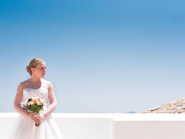 La boda de Ian y Alex en La Joya Nogales, Málaga 24