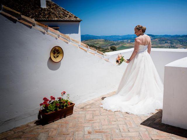 La boda de Ian y Alex en La Joya Nogales, Málaga 25