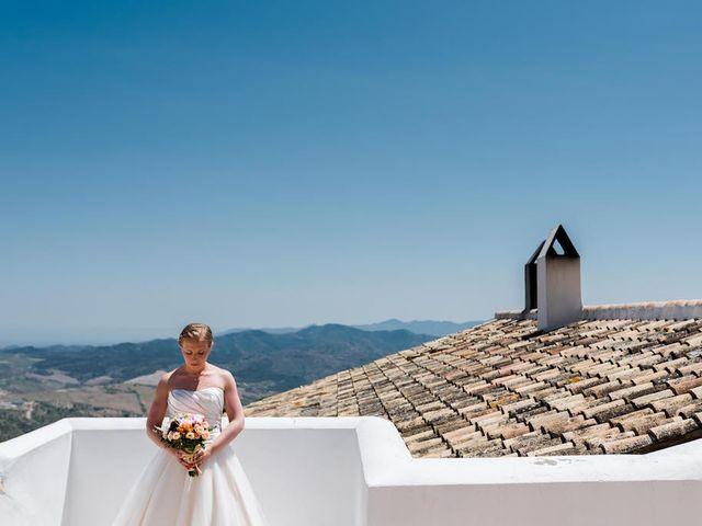 La boda de Ian y Alex en La Joya Nogales, Málaga 27