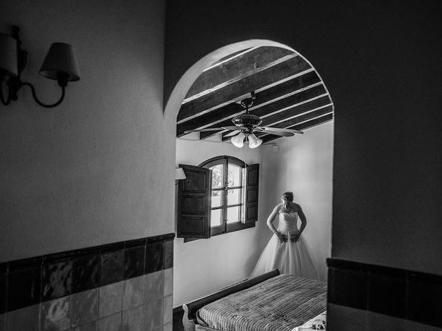 La boda de Ian y Alex en La Joya Nogales, Málaga 30