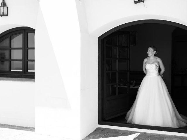 La boda de Ian y Alex en La Joya Nogales, Málaga 32