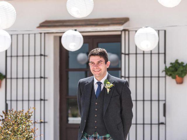 La boda de Ian y Alex en La Joya Nogales, Málaga 34