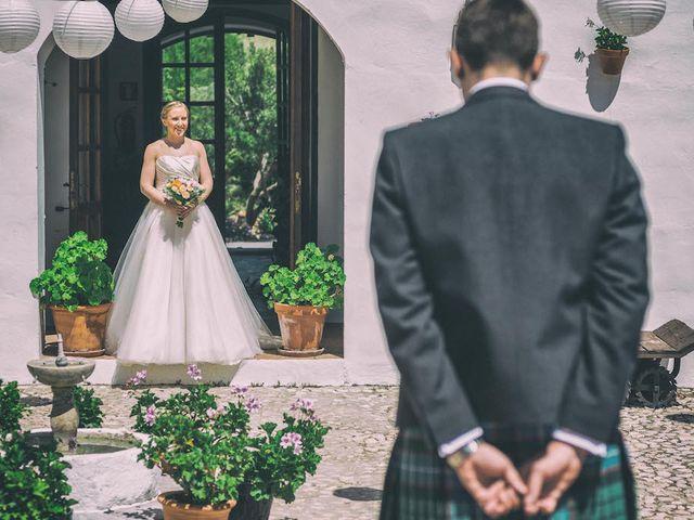 La boda de Ian y Alex en La Joya Nogales, Málaga 35