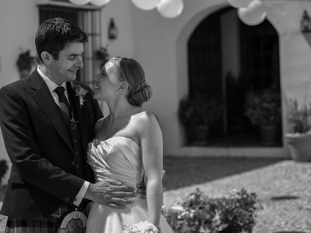 La boda de Ian y Alex en La Joya Nogales, Málaga 37