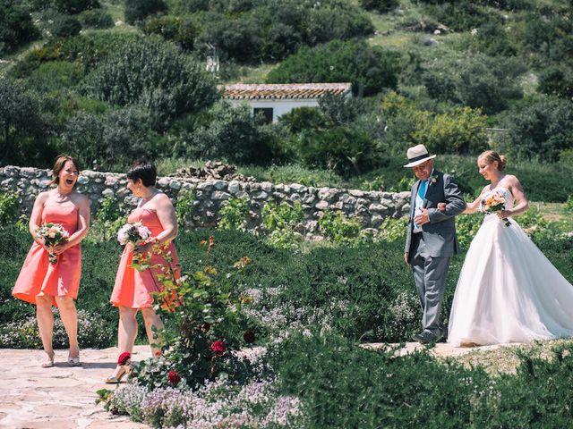 La boda de Ian y Alex en La Joya Nogales, Málaga 38