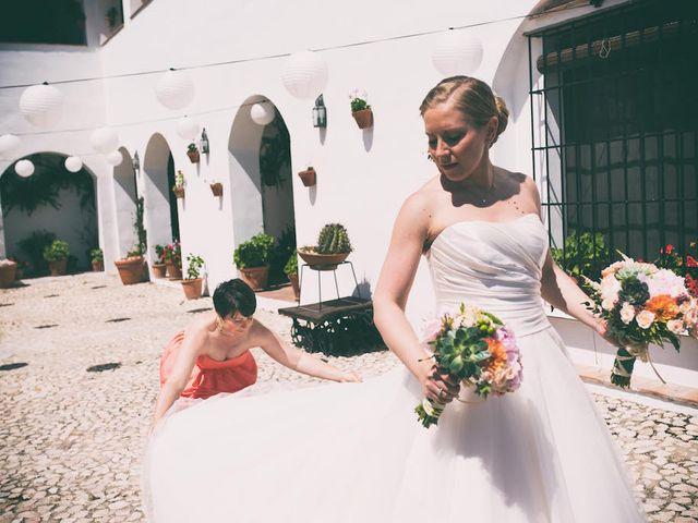 La boda de Ian y Alex en La Joya Nogales, Málaga 39