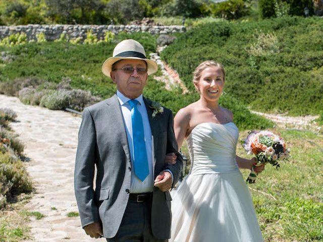 La boda de Ian y Alex en La Joya Nogales, Málaga 40