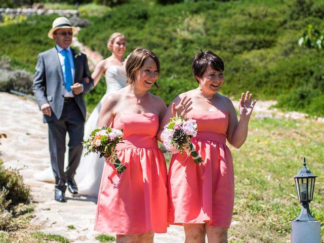 La boda de Ian y Alex en La Joya Nogales, Málaga 41