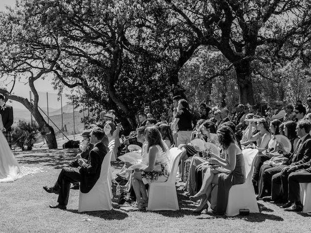 La boda de Ian y Alex en La Joya Nogales, Málaga 42