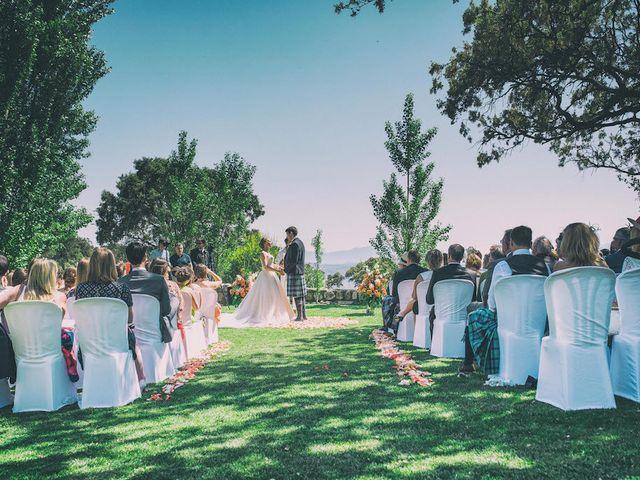 La boda de Ian y Alex en La Joya Nogales, Málaga 43