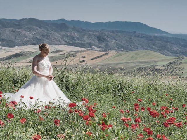 La boda de Ian y Alex en La Joya Nogales, Málaga 46