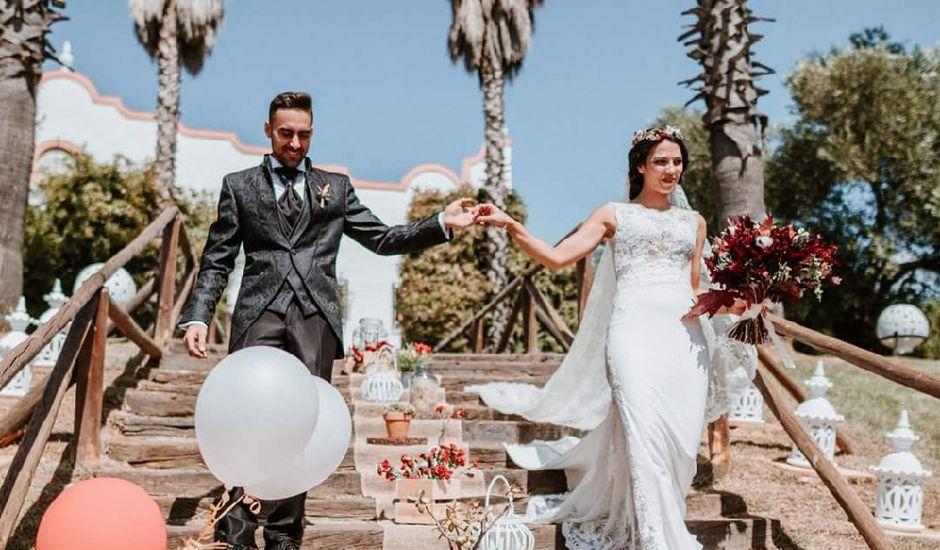 La boda de Daniel  y Bella Ángeles  en Lepe, Huelva