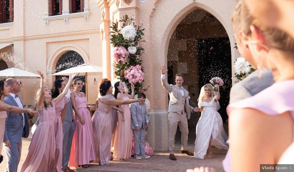La boda de Anna y Eugene en Lloret De Mar, Girona