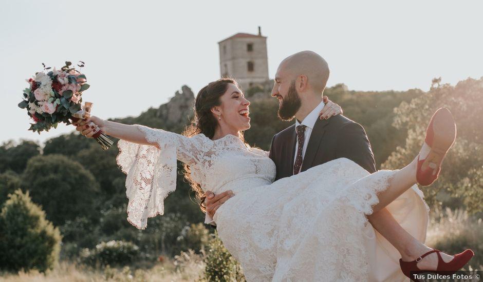 La boda de Jorge y Lorena en Torrelodones, Madrid