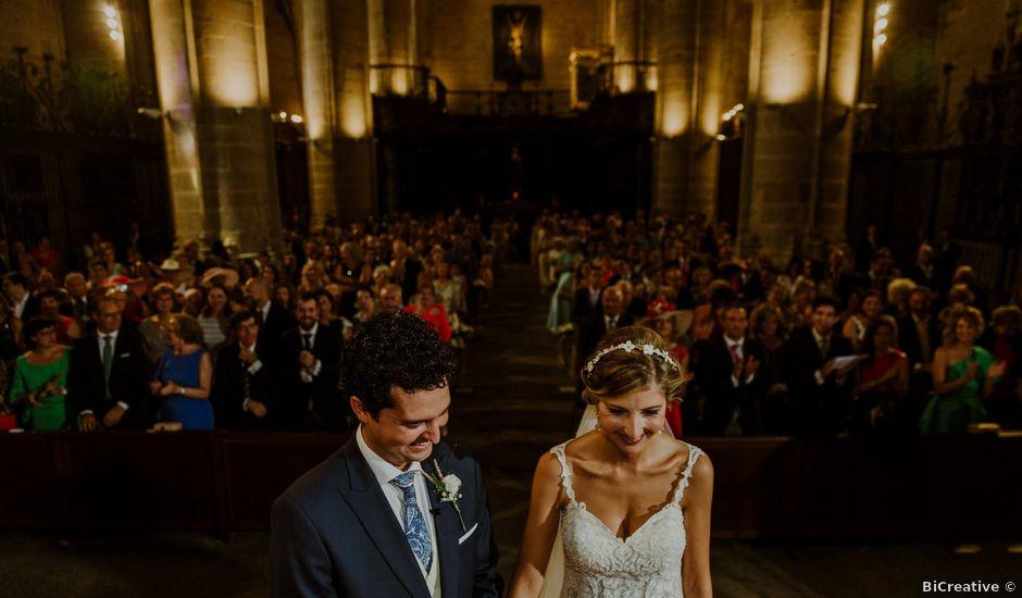 La boda de Antonio y Elena en Logroño, La Rioja