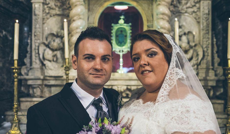 La boda de Antonio y Laly en Aspe, Alicante