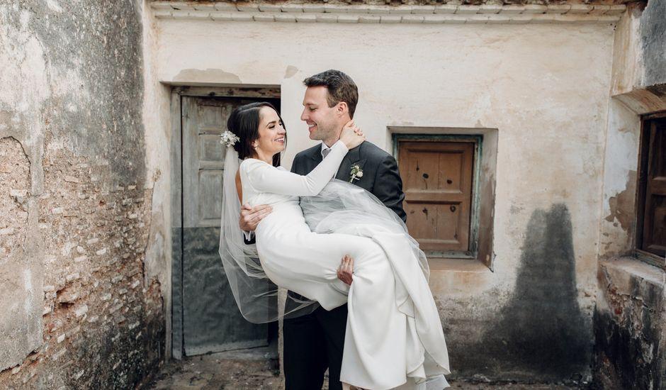 La boda de Simon  y Luz  en Valencia, Valencia