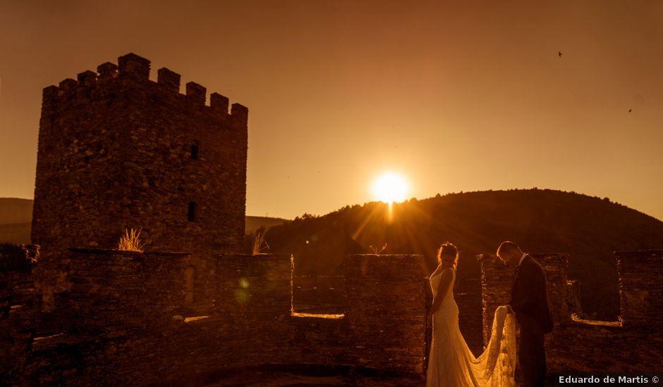 La boda de Edu y Judit en Lugo, Lugo