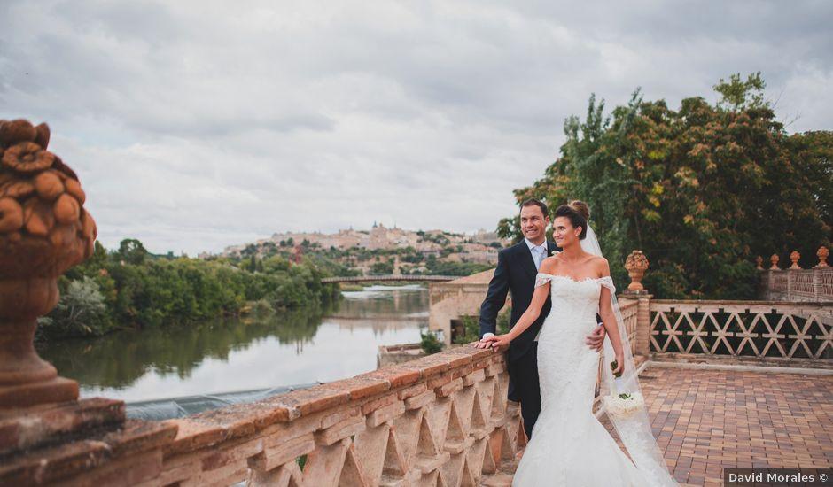 La boda de Roberto y Holly en Toledo, Toledo