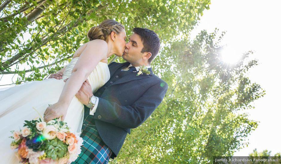 La boda de Ian y Alex en La Joya Nogales, Málaga