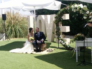 La boda de Iván y María