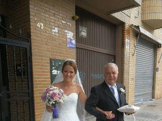 La boda de María  y Adrián  1