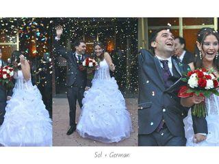 La boda de German y Sol 3
