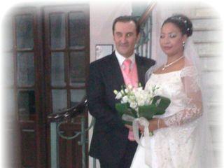 La boda de Juan Carlos y Nadia 1