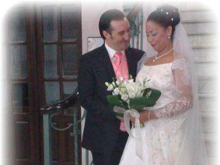 La boda de Juan Carlos y Nadia 2