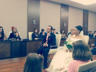 La boda de Juan Carlos y Nadia