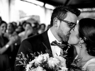 La boda de Mariña y Dadi