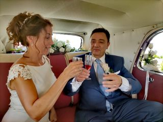 La boda de Lola y Andres